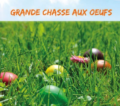 Chasse aux oeufs skydive