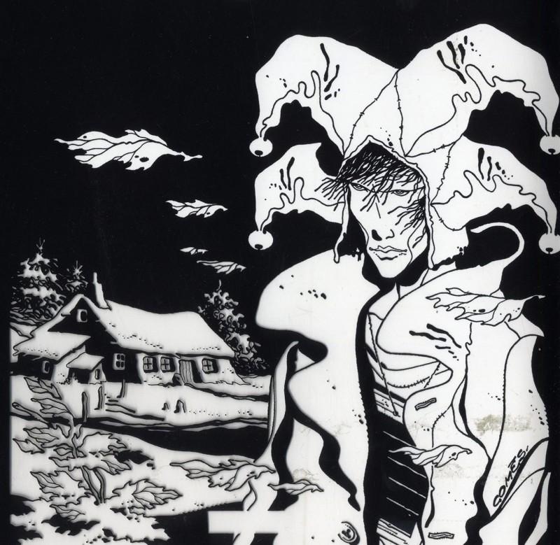 Exposition : Didier Comès - L'encrage ardennais