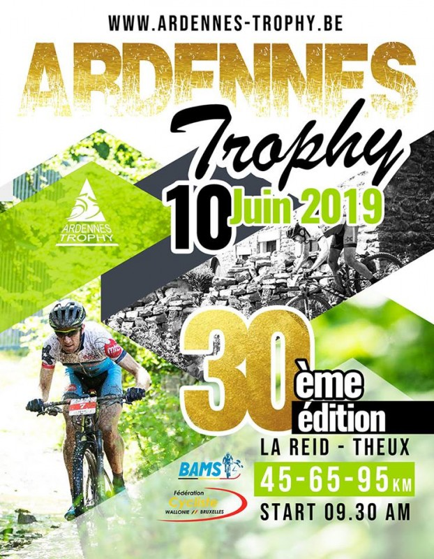 Ardennes Trophy - Theux - Affiche