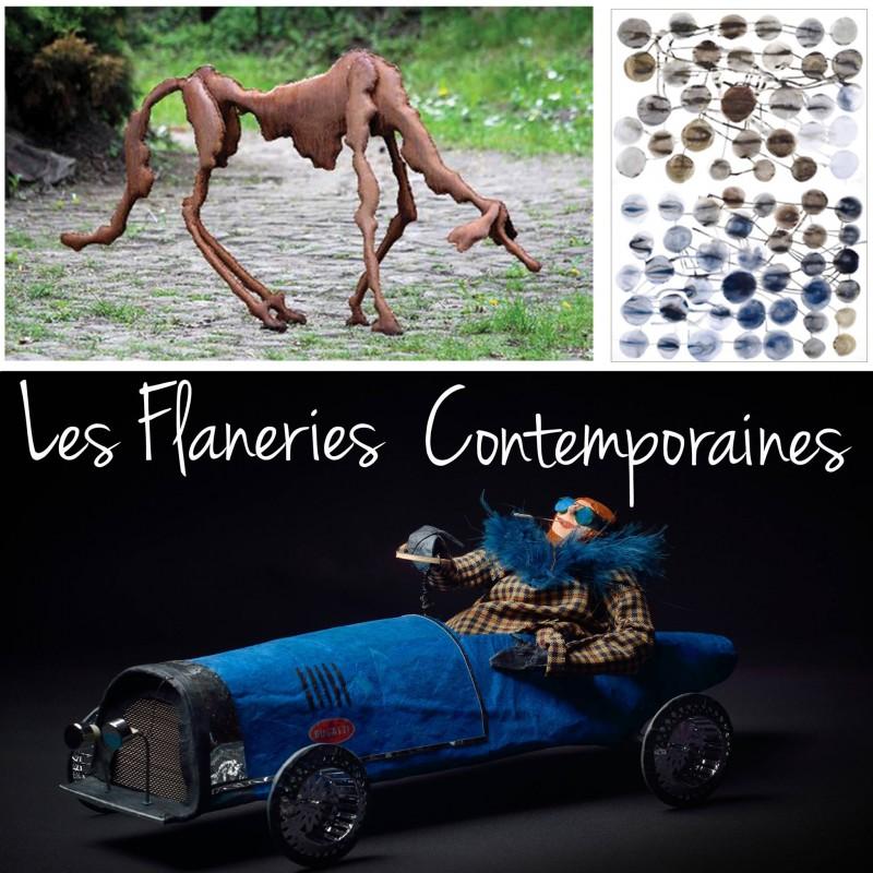 Les flaneries contemporaines