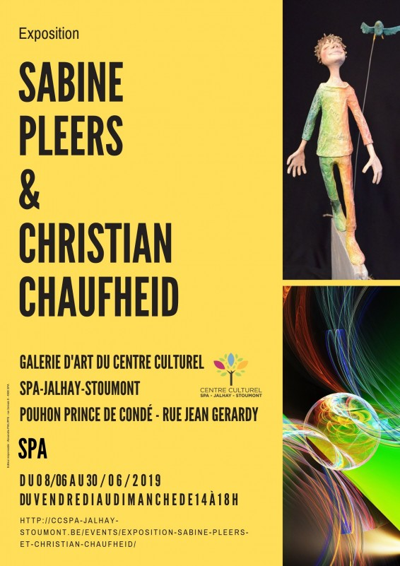 Sabine Pleers & Christian Chaufheid
