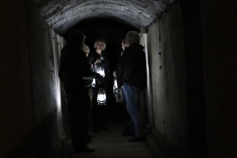 Fort de Flémalle - Flémalle - detective party