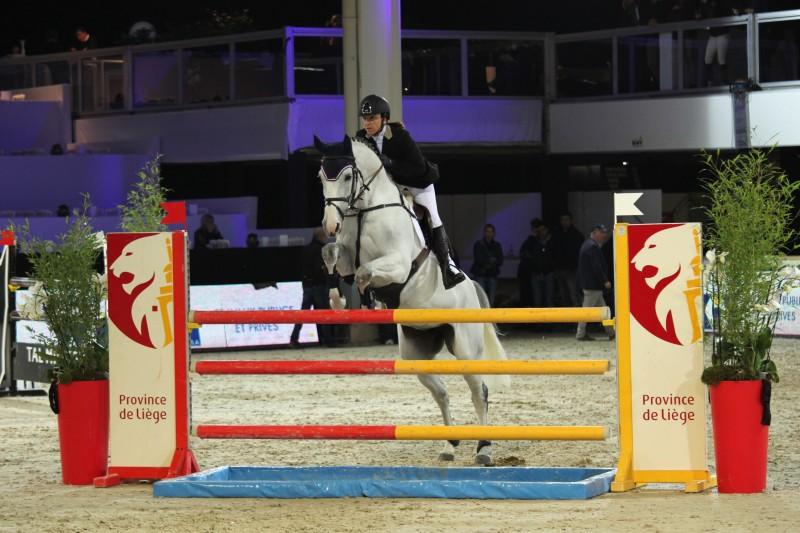 Jumping international de la province de Liège - Liège - Concours