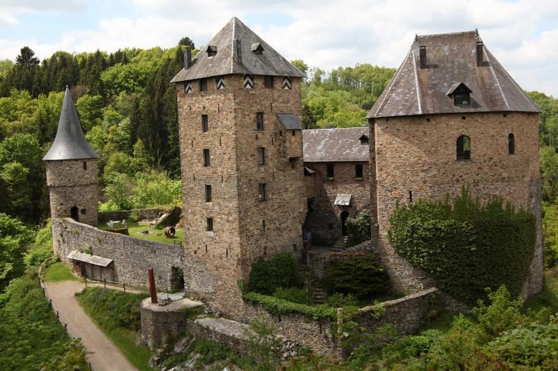 Château de Reinhardstein - Ovifat