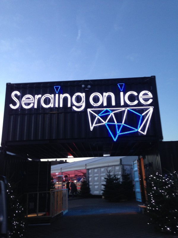 Seraing on ice - Seraing - patinoire