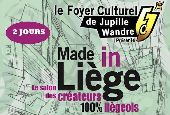 Made in Liège - Jupille-sur-Meuse - Visuel