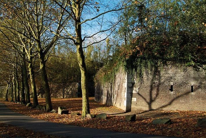 Liège - Visite guidée - Les Fortifications de la Citadelle