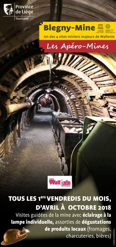 Blegny- Apéro-Mine