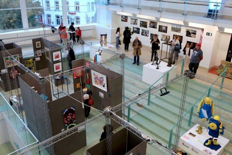 Liège - Pan'Art - Exposition