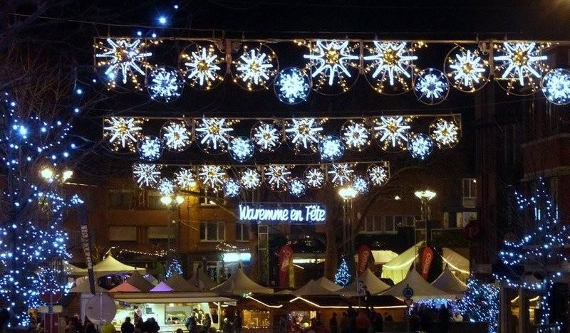 Waremme - Village de Noël