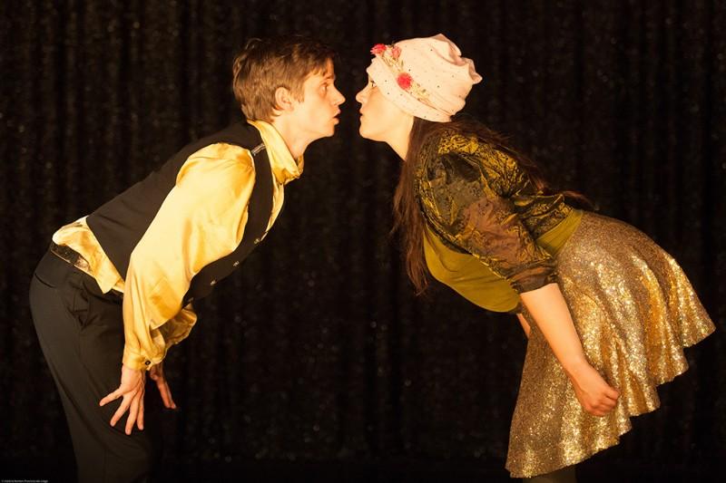 Théâtre - Wanze - La princesse au petit pois