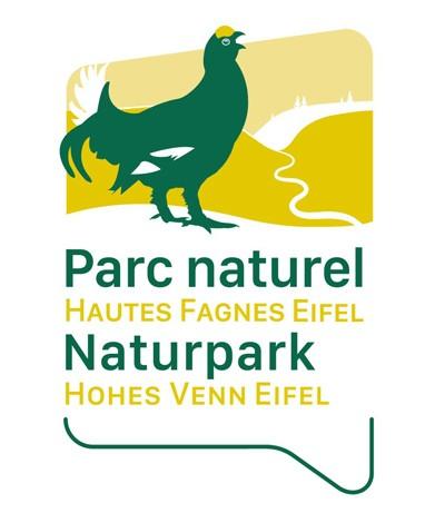 Robertville - Parc Naturel Hautes Fagnes Eifel - logo