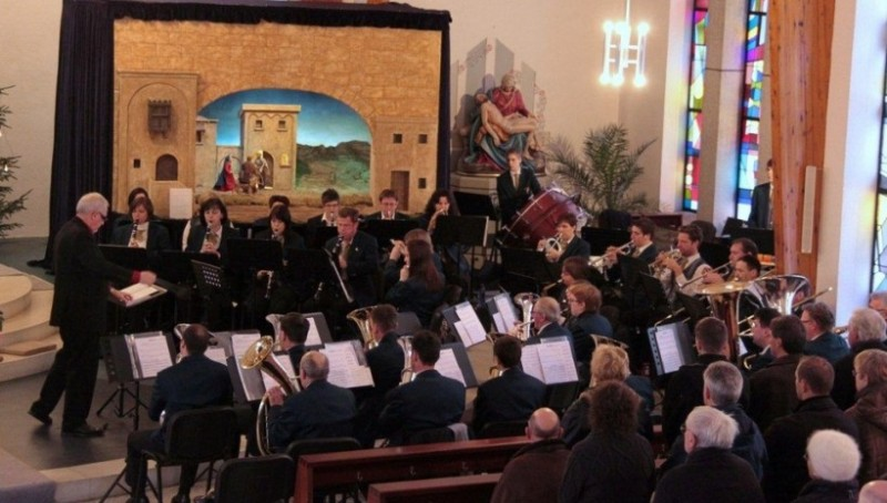 Concert de l'Avent - Manderfeld - Chorale St Lambert