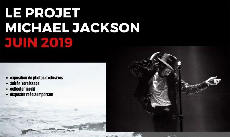 Liège - Exposition Michael Jackson