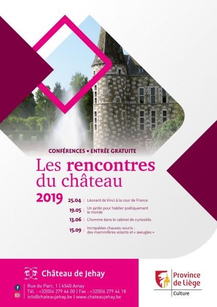 Jehay - Château de Jehay - Les Rencontres du Château