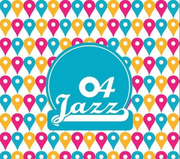 Jazz 04 - Liège - Affiche