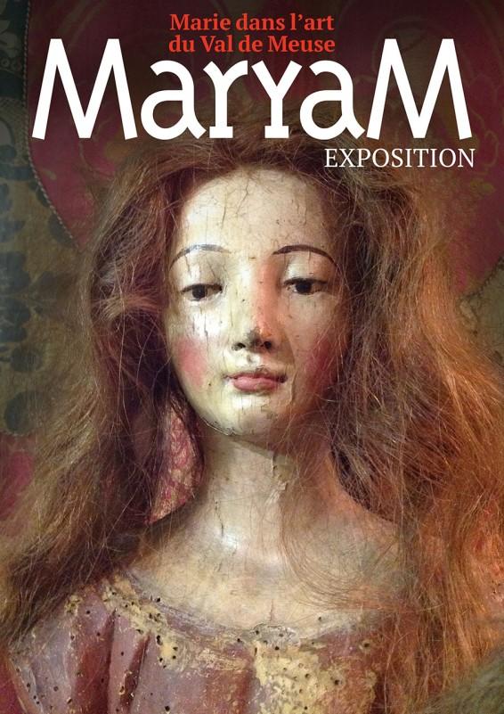 Expo Maryam - Huy - Affiche