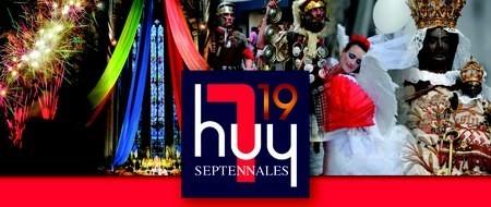 Septennales 2019 - Huy - Affiche
