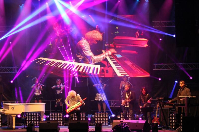 Concert Son & Lumiere - Huy - Luc Baiwir