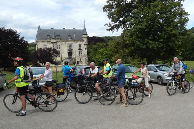 Balade à vélo du Gracq Basse-Meuse - Séjour en Wallonie