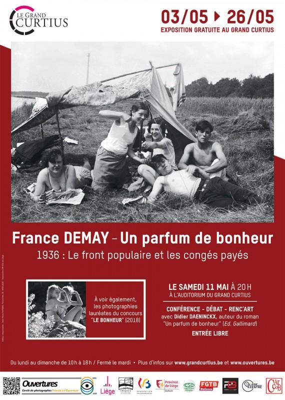Liège - Grand Curtius - Affiche exposition