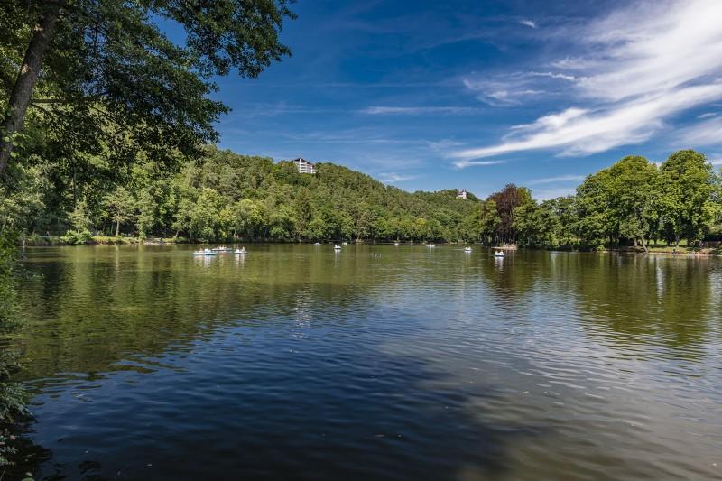 Spa - Raid des 5 Lacs - Lac de Warfaaz