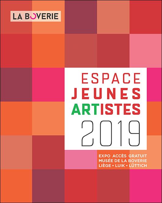 Liège - La Boverie - Expo Jeunes Artistes