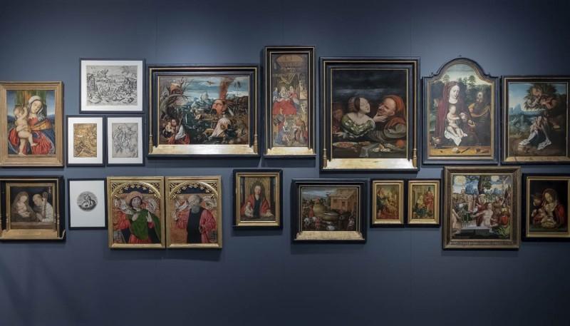Liège - Exposition - Merveilles et curiosités des collections d'art de l'Université de Liège