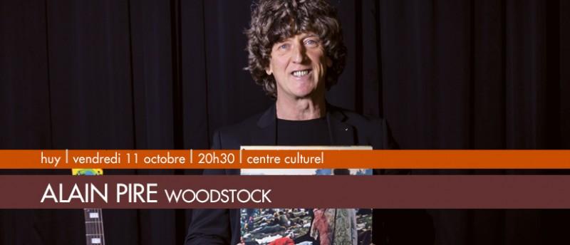 CC Huy - Woodstock - Affiche