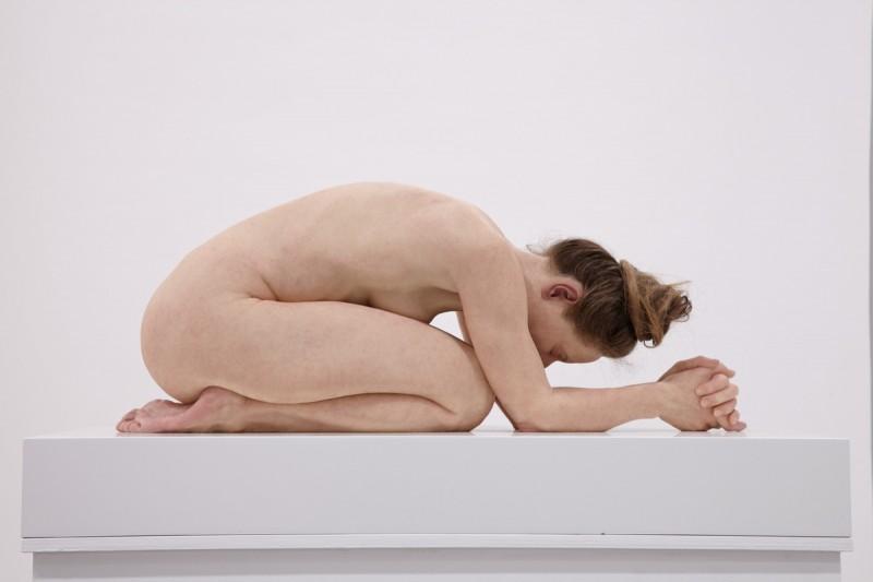 Liège - La Boverie - Exposition : Ceci n'est pas un corps : Hyper Realism Sculpture