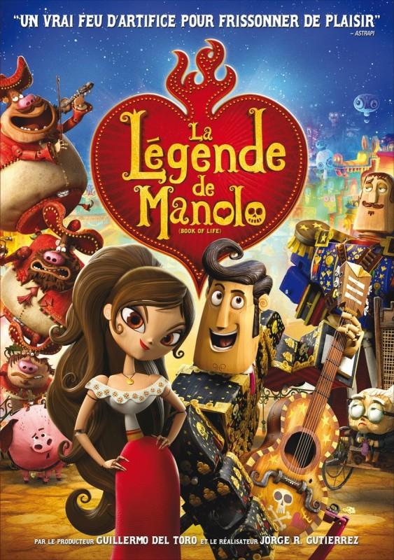 30 oct - La légende de Manolo