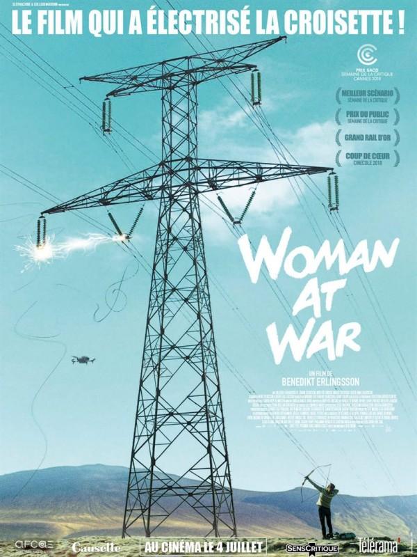 Woman-at-war
