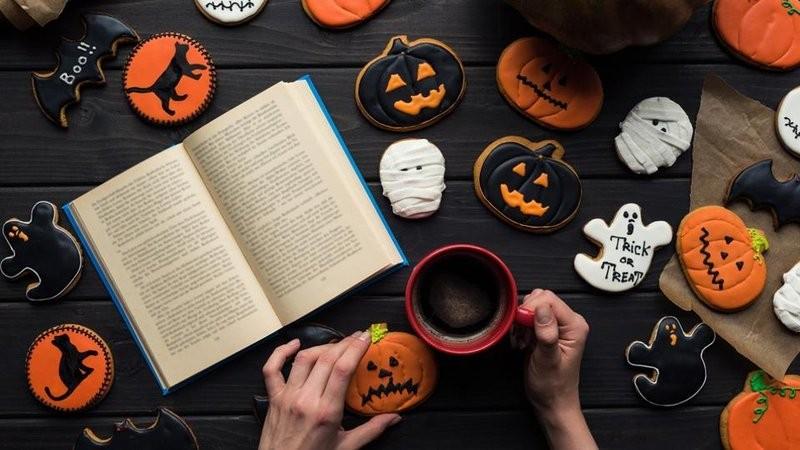 Halloween Marathon : Slow Reading Club fais-moi peur - Liège - Atelier
