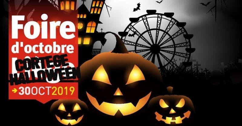 Cortège Halloween de la Foire de Liège - Liège - Visuel