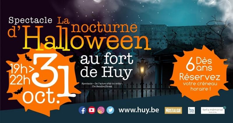 Halloween - Huy - Affiche