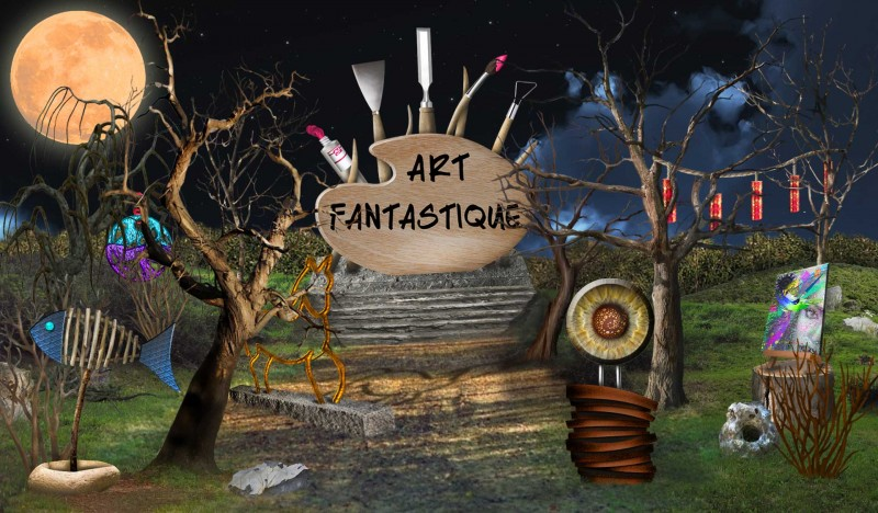 Art Fantastique Expo Eben Emael © Sonia Bertrand