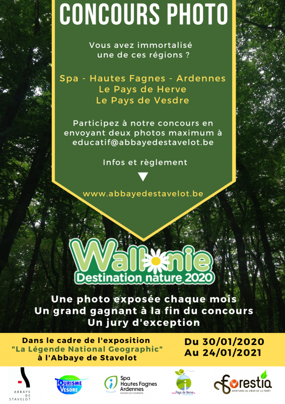 Affiche concours NG 2020
