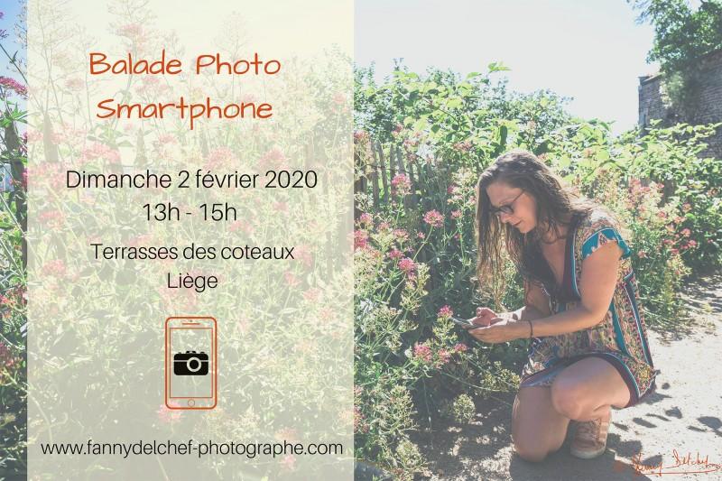 Balade photo smartphone - Février 2020 - Liège