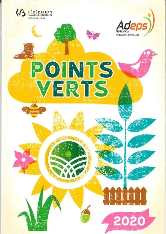 Marches Points Verts