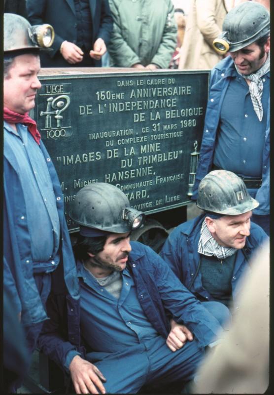 Cérémonie officielle des commémorations du 40e anniversaire ©Blegny-Mine - redimensionné