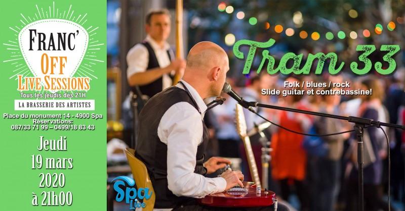 Spa Live-Franc'Off-Tram 33