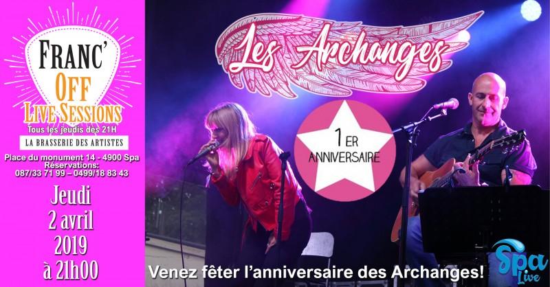 Spa Live-Franc'Off-Les Archanges