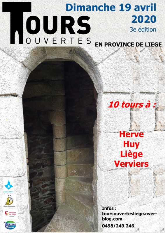 19 avr - Tours ouvertes