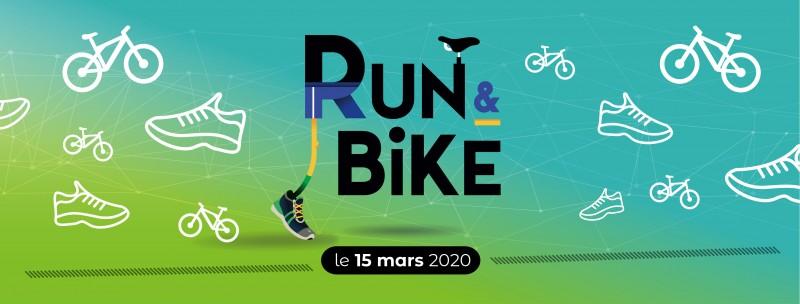 Run&Bike - Villers-aux-Tours - Affiche