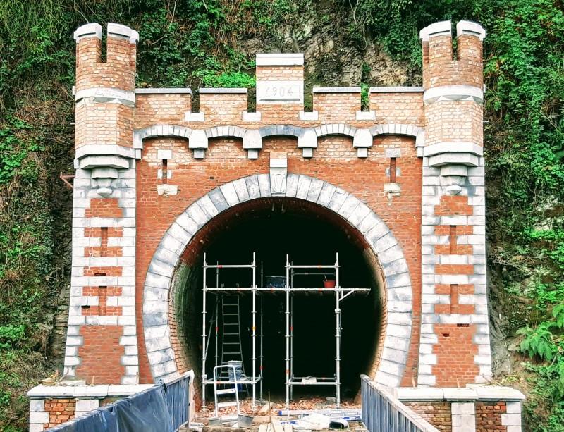 Tunnel de Dalhem