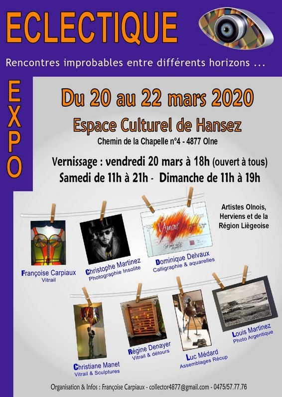 Exposition Eclectique