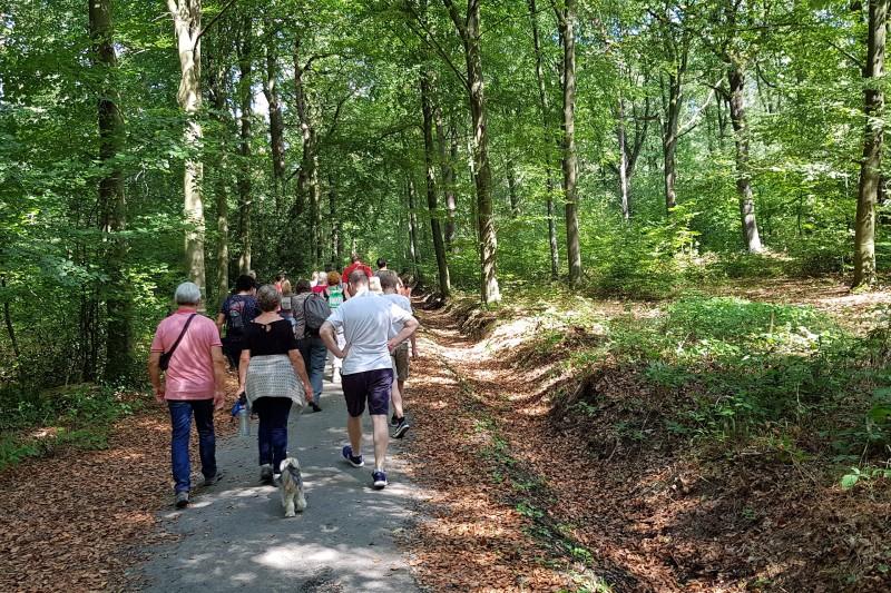 Balade - Flémalle - Sentiers et Chemins secrets