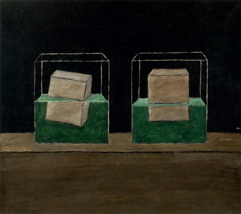 Exposition Pierre Lahaut (1931- 2013)- Flémalle - Oeuvre