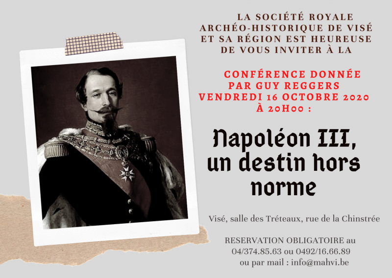 Conférence Napoléon III