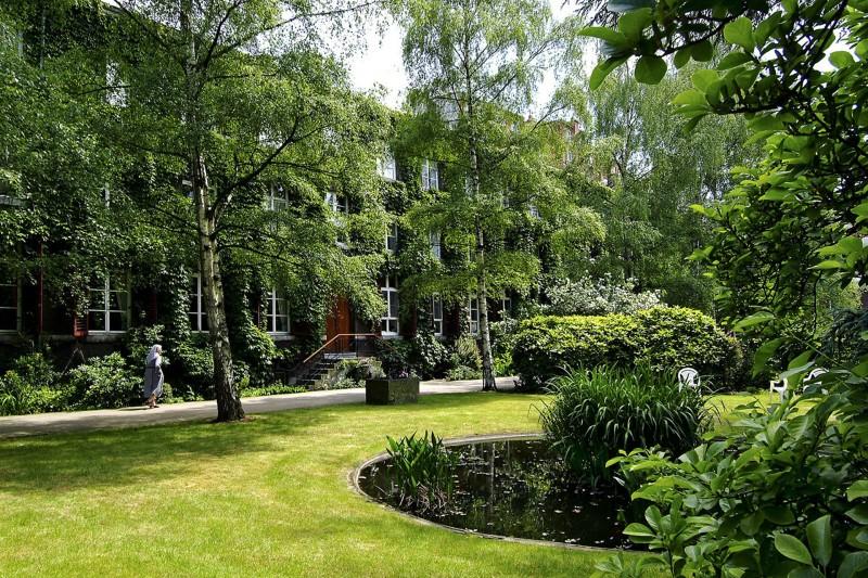 La place des jardins en ville